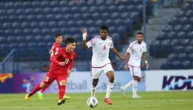 Báo Thái tin tưởng Quang Hải sẽ tạo nên sự khác biệt cho U23 Việt Nam. (Ảnh: An An)
