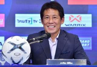 HLV Nishino thành công khi thay đổi đến 7 vị trí trong đội hình xuất phát của U23 Thái Lan. (Nguồn: thethao247)
