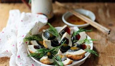 Cách ăn hột vịt bắc thảo và Công dụng của trứng vịt bắc thảo