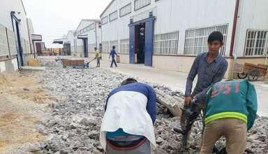 Khoan cắt bê tông Quận Bình Thạnh Hùng Vỹ