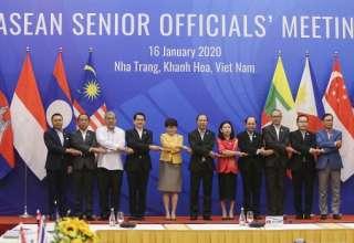ASEAN,SOM ASEAN,Nguyễn Quốc Dũng,Cuộc họp các Quan chức cao cấp ASEAN