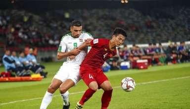 Đội tuyển Việt Nam sẽ đá giao hữu với Iraq