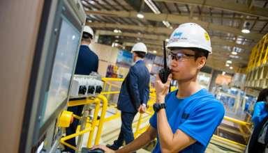 Các công ty hoạt động tại thành phố Hải Phòng phải thông báo về số lượng công nhân Trung Quốc đang làm việc