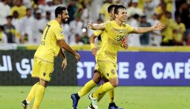 Fabio De Lima (phải) vừa nhập tịch thành công