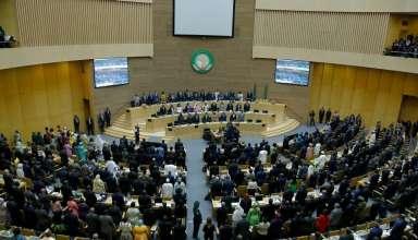 Lễ khai mạc thượng đỉnh lần thứ 33 của AU tại thủ đô Addis Abbas của Ethiopia