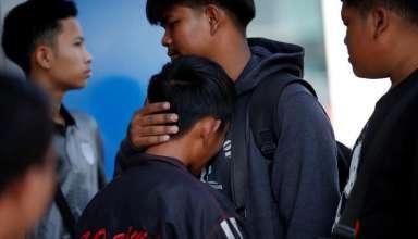 Thành viên gia đình của nạn nhân thiệt mạng trong vụ xả súng kinh hoàng