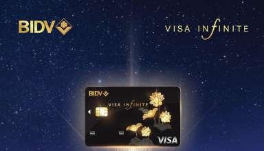 """BIDV nhận giải thưởng """"Thẻ tín dụng tốt nhất Việt Nam"""" 4 năm liên tiếp (2016-2019)"""