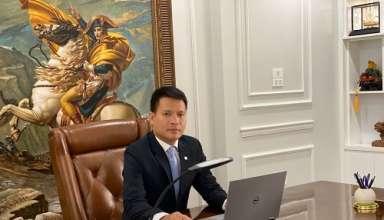 Ông Nguyễn Khắc Long - Tổng giám đốc Công ty Cổ phần AirTech Thế Long.