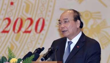 Thủ tướng Nguyễn Xuân Phúc. (Nguồn: TTXVN)