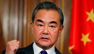 Ủy viên Quốc vụ kiêm Bộ trưởng Ngoại giao Trung Quốc Vương Nghị. (Nguồn: Reuters)
