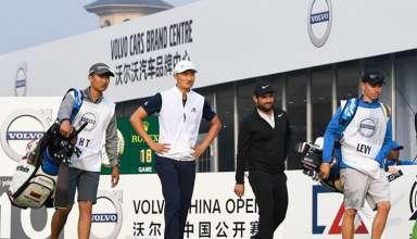 Golfer nổi tiếng Trung Quốc Li Haotong sẽ không thể tranh tài trên sân nhà Thâm Quyến vào tháng Tư tới. Ảnh:Asian Tour.