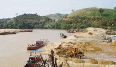 Bảng báo giá cát xây dựng huyện Cần Giờ Tphcm năm 2020