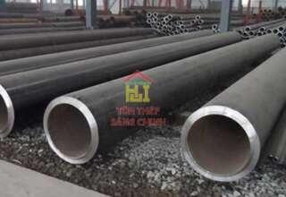 Sáng Chinh cập nhật giá thép ống đúc tháng nay